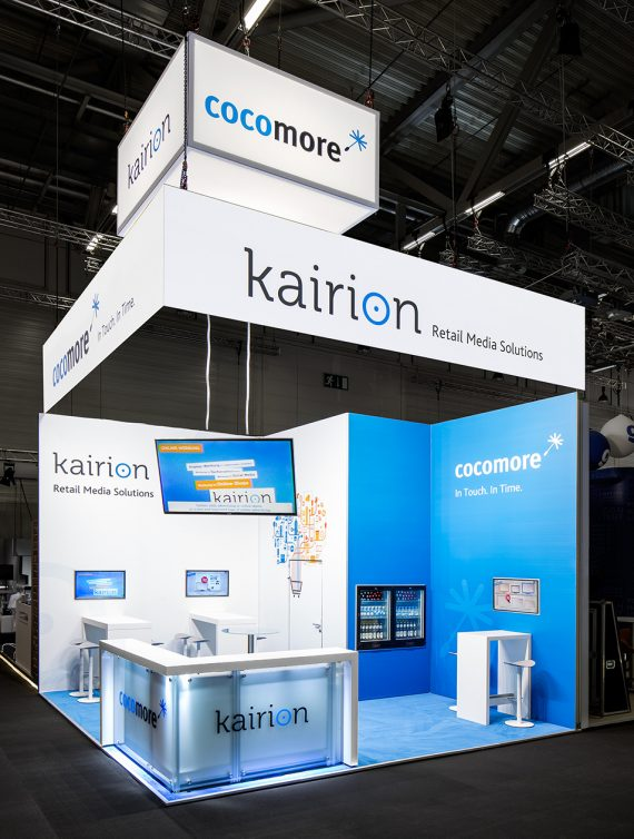 Messestand Cocomore DMEXCO 2016 Köln