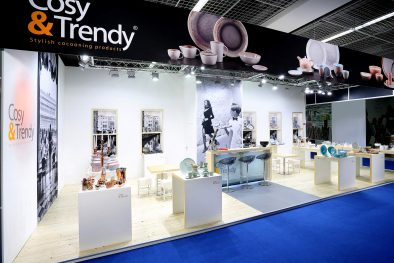 Messestand Cosy Trendy Ambiente 2016 Frankfurt