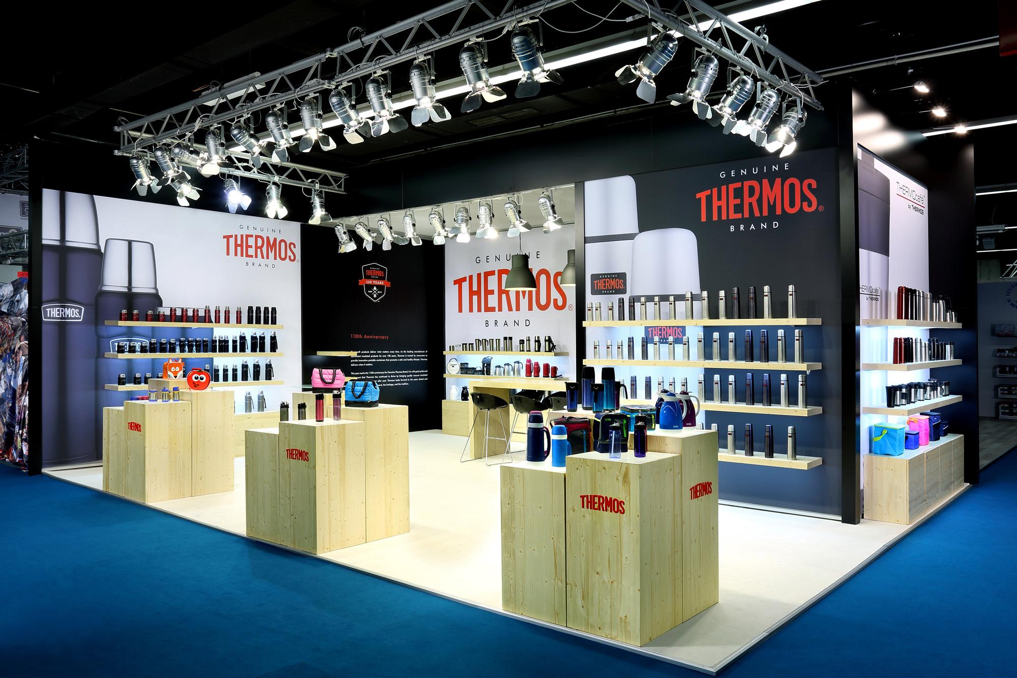 Messestand Thermos Ambiente 2014 Frankfurt