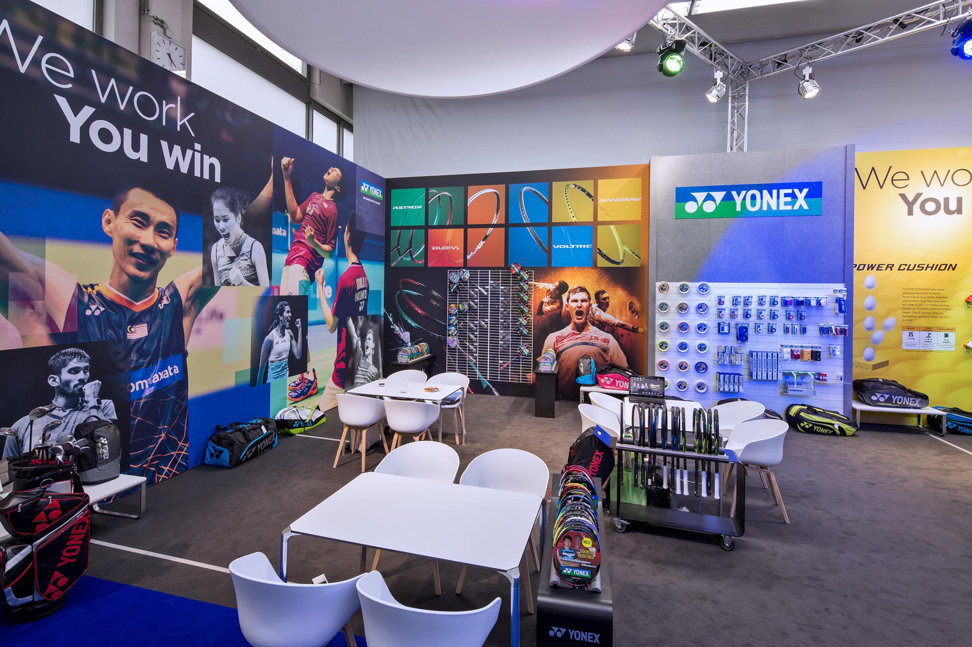 Yonex Badminton German Open Mülheim 2018