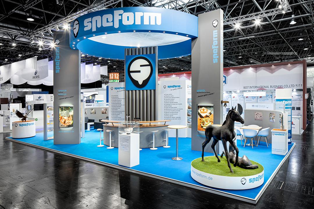 Stand Speform GIFA 2019 Düsseldorf